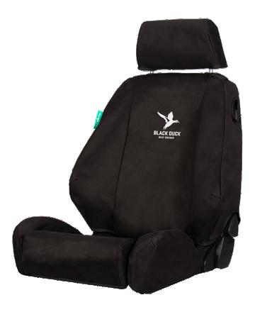 Black Duck Seatcovers Heavy Duty Car Seat Covers Australia
